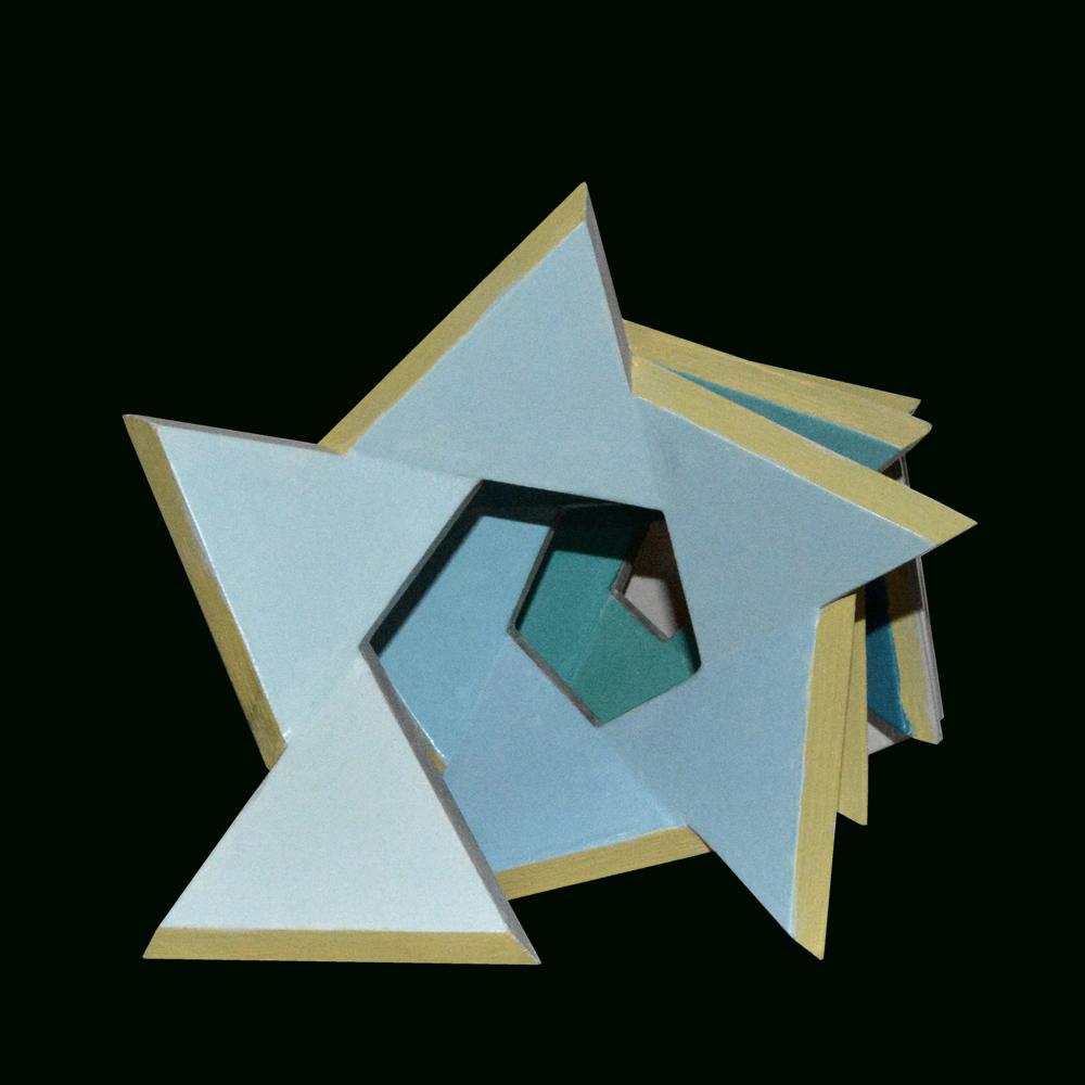 Dreiecksspirale 2020