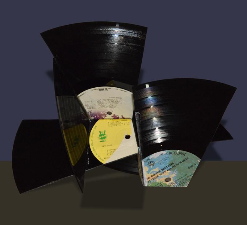 Schallplatte – ohne Titel 2020